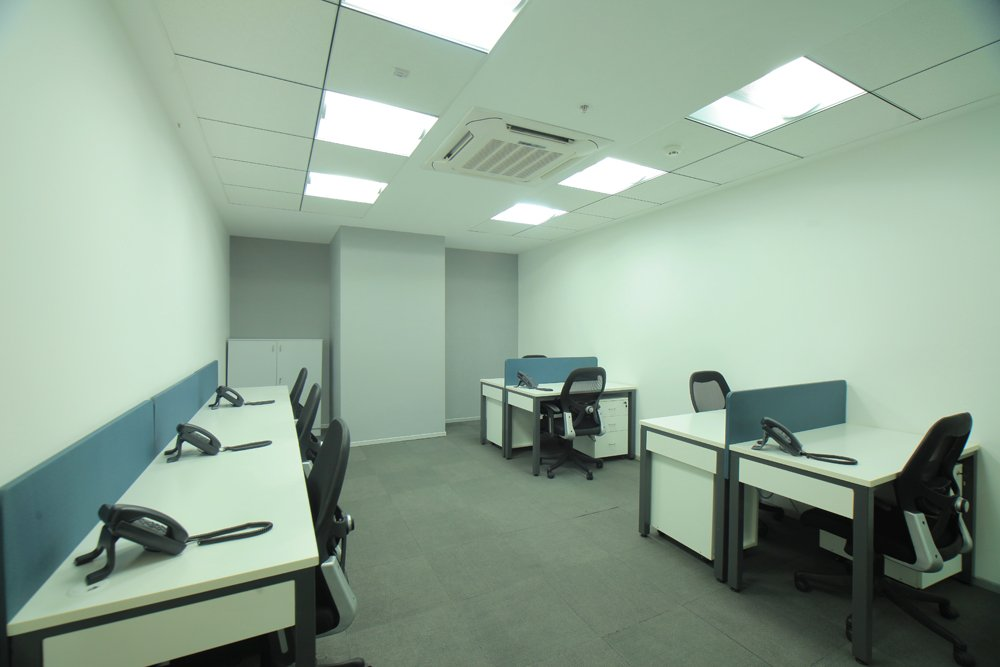 shared office space in kochi